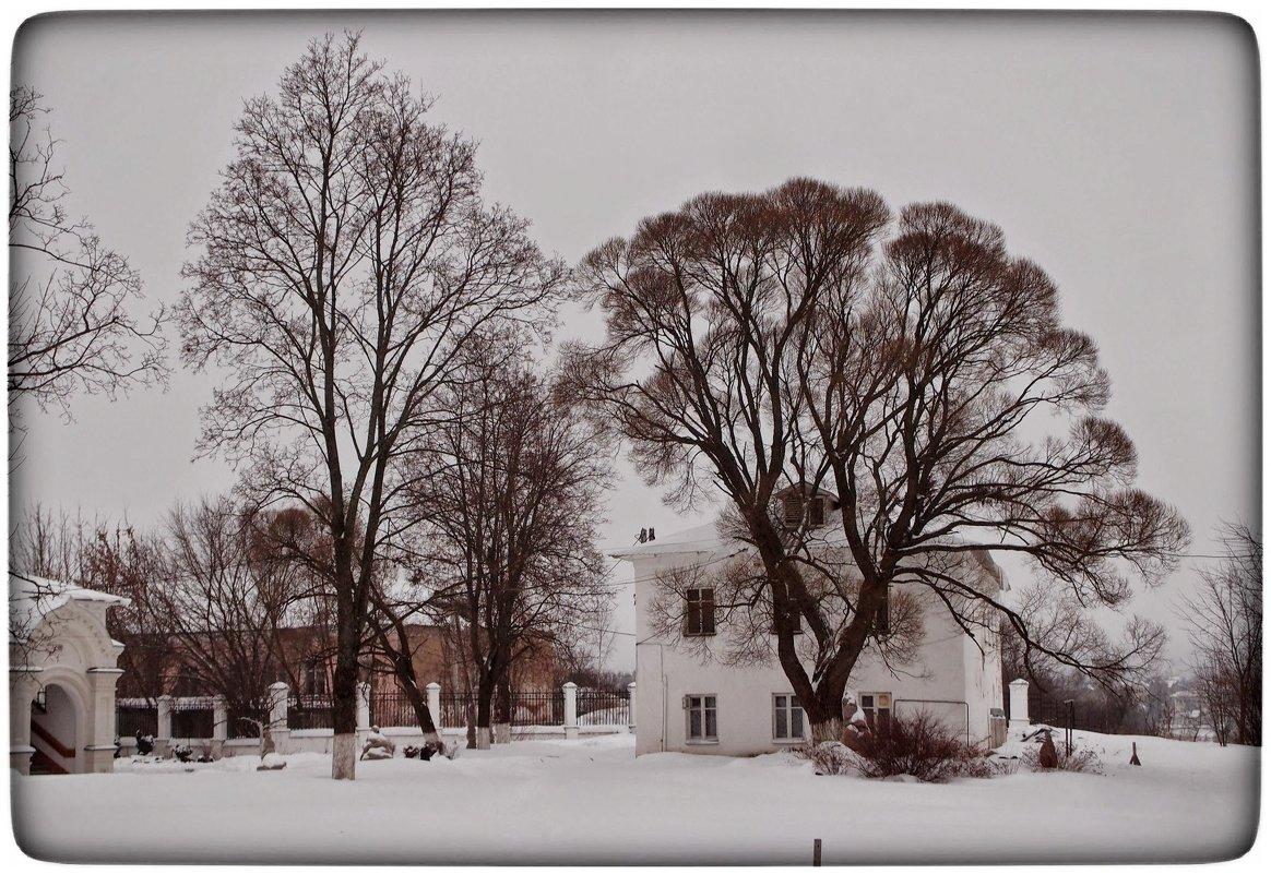 город Киржач, Свято-Блоговещенский женский монастырь - Natalia Mihailova