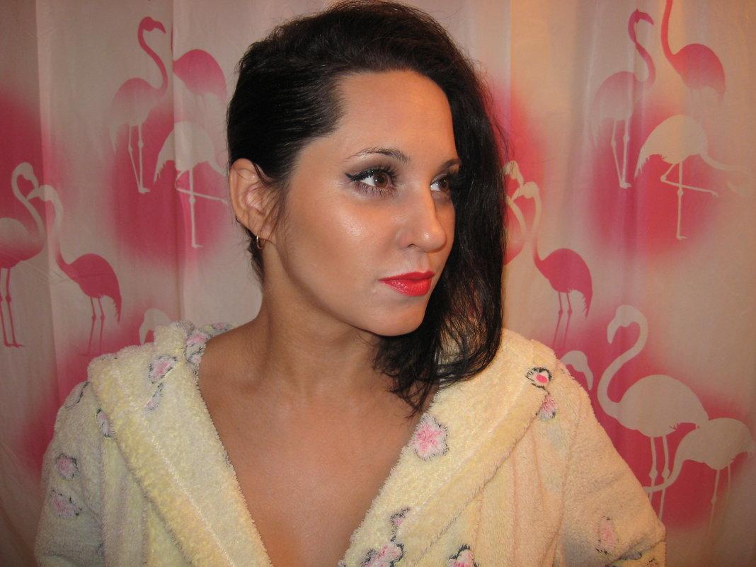 make-up - Anjelika Mango