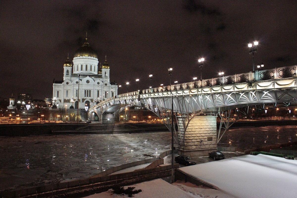 Храм Христа спасителя - Андрей Сорокин