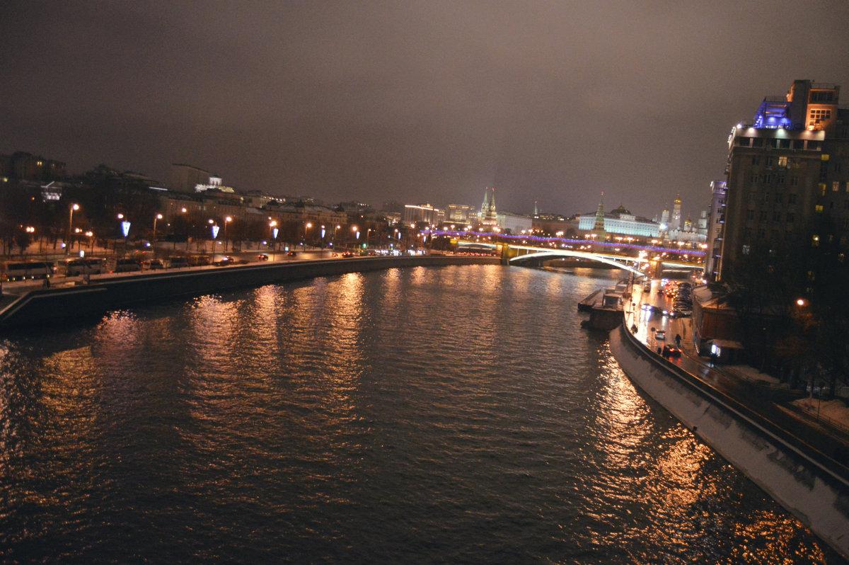 река и огни - Андрей Кончин