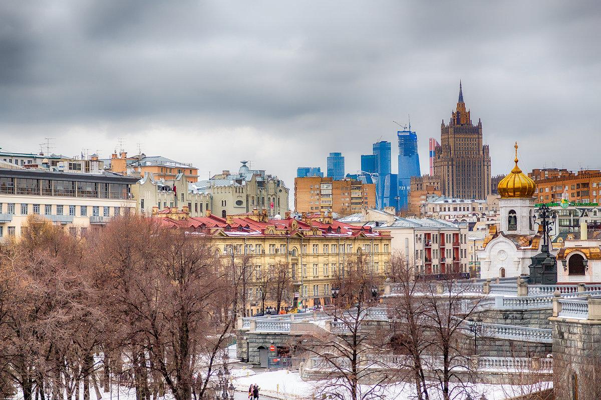 Москва. - Viktor Nogovitsin