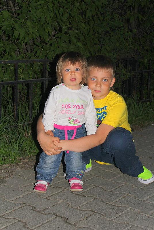 Василиса и Никита. - Larisa