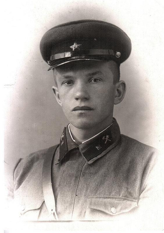 Мой отец в начале войны - Андрей Лукьянов