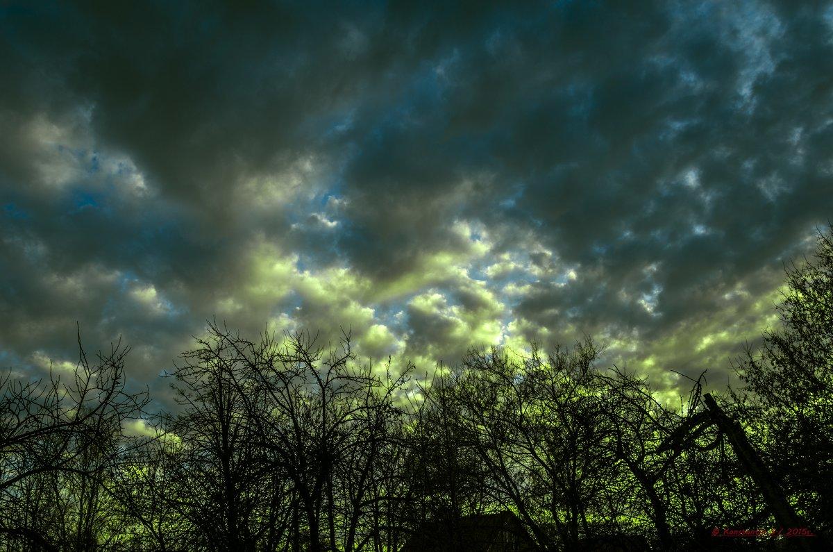 Сельские закаты 4 - Константин Сафронов