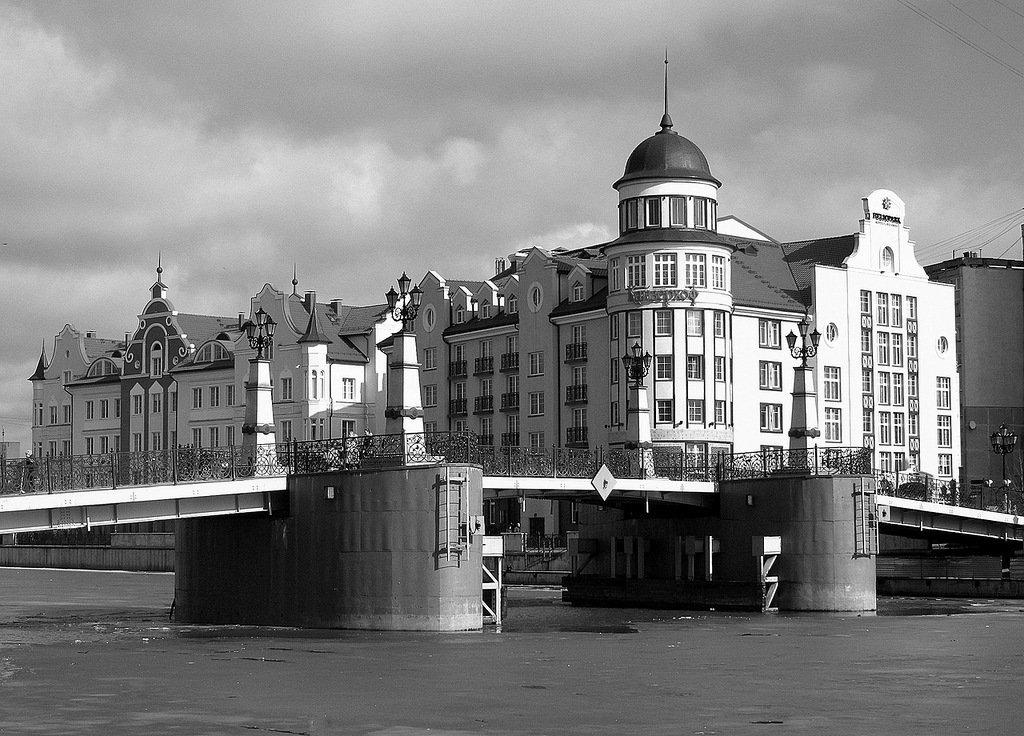 Весна на реке Преголе - Сергей Карачин