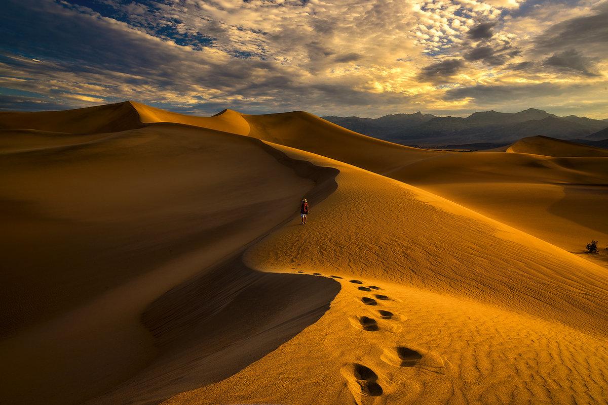 luck in the desert
