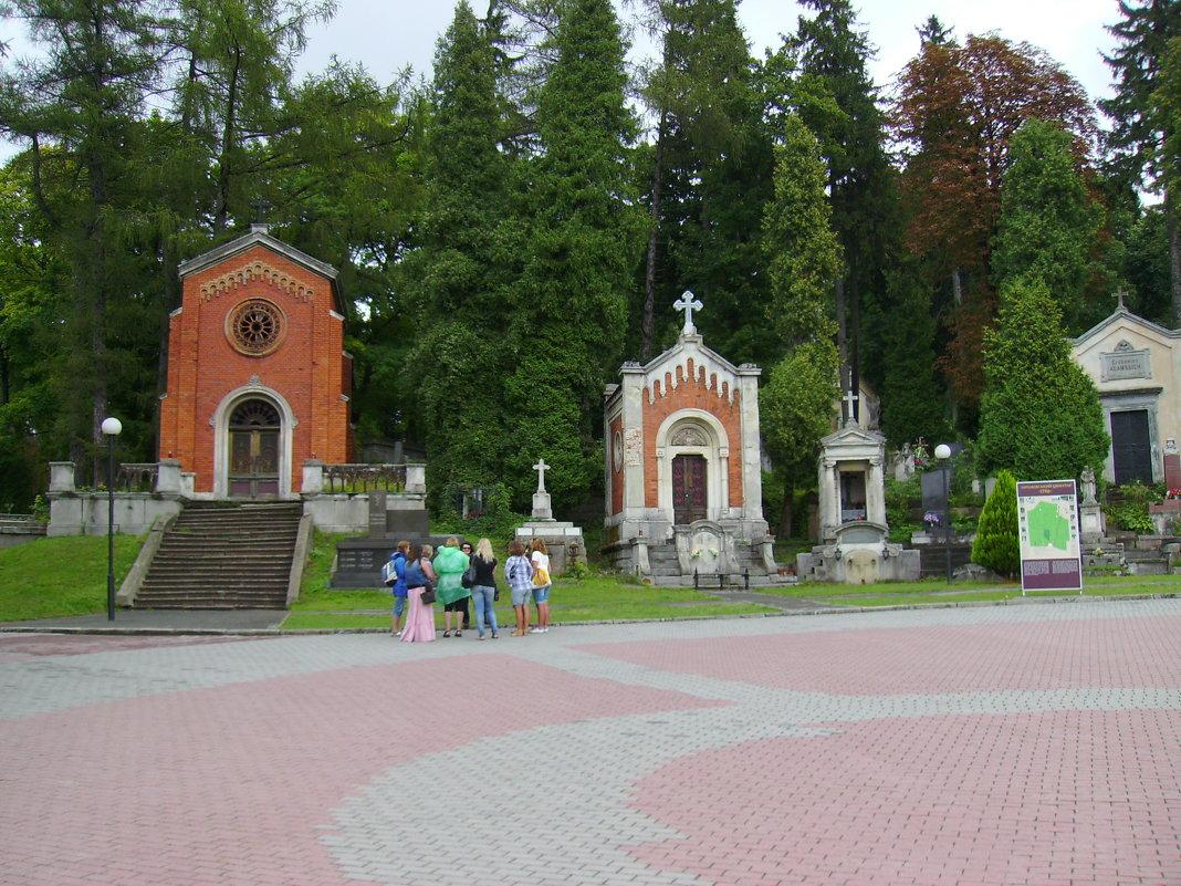 Древний  Львов - Андрей  Васильевич Коляскин