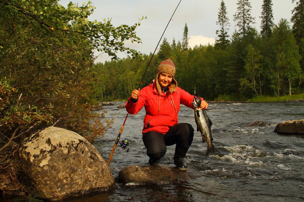 рыбалка в петропавловске видео