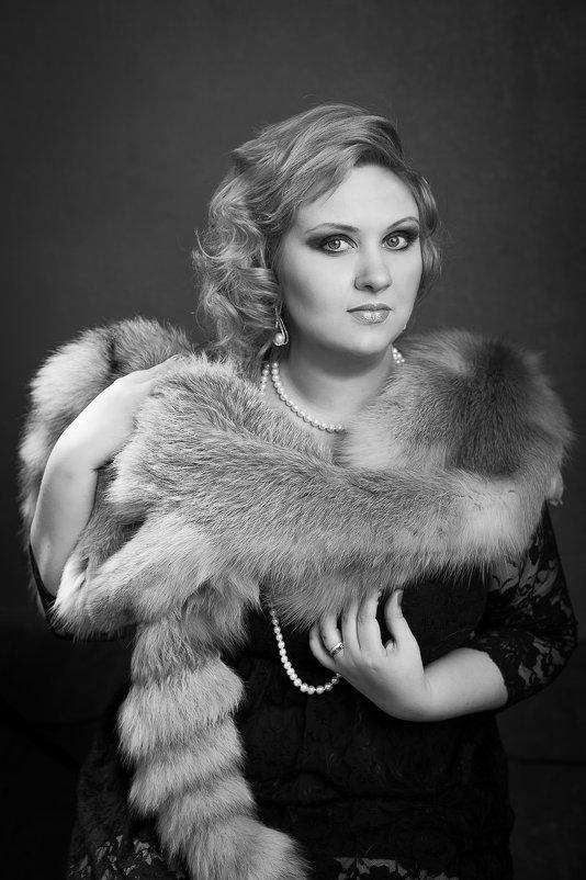 рэтро - Ольга Шестакова