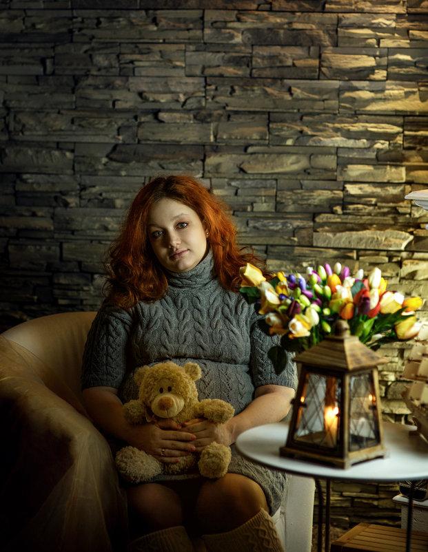 В ожидании - Татьяна Курамшина