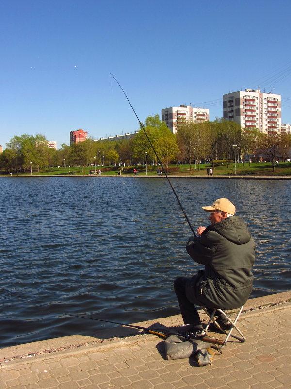 в москве пруды для рыбалки