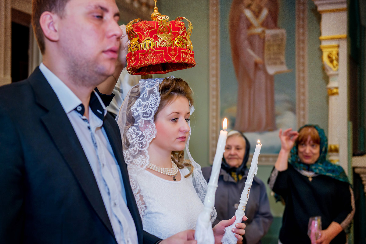 Венчание. Екатерина и Алексей - Татьяна
