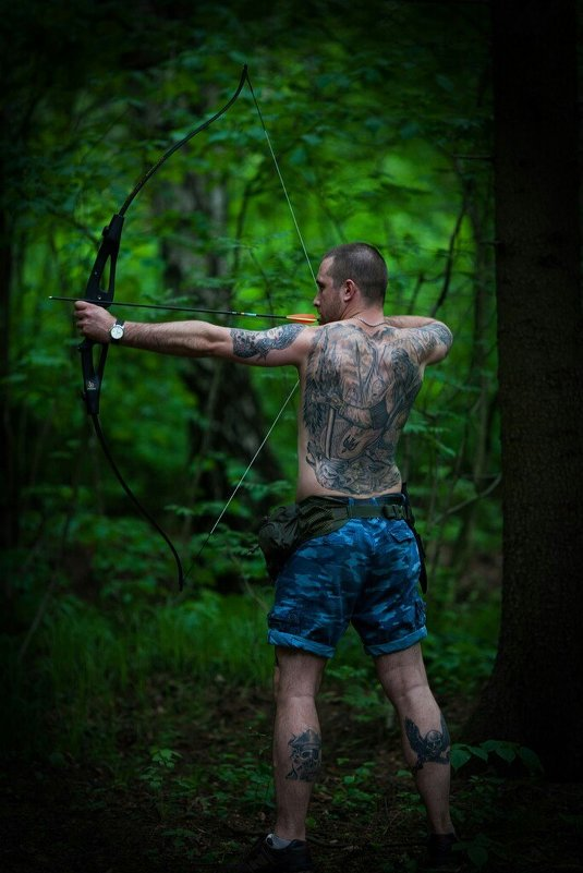 Лесной охотник - Svetlana Kas
