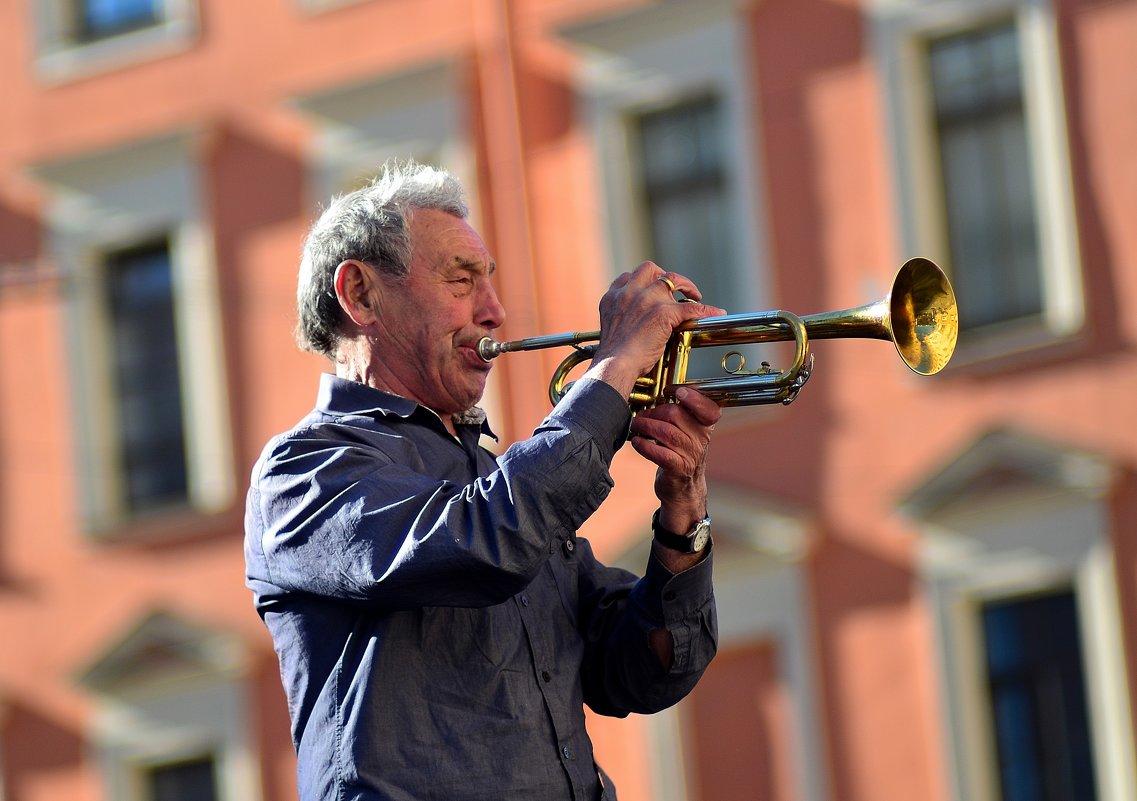 Уличный музыкант... #2 - Андрей Вестмит