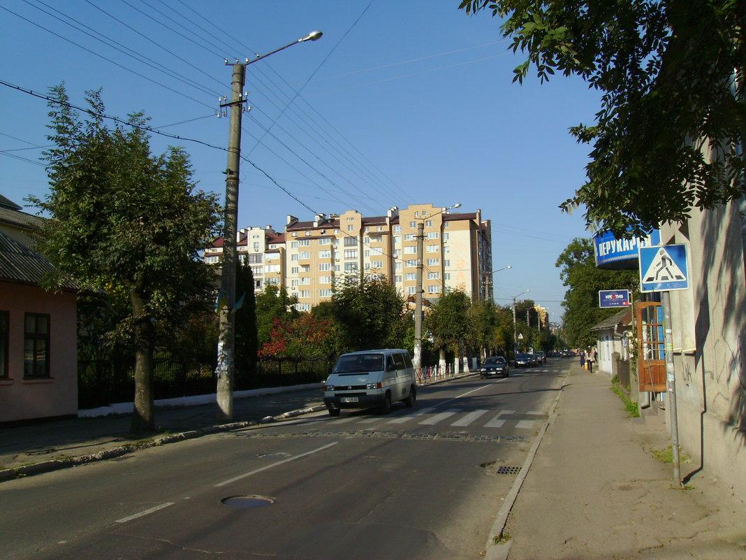 Ивано-франковская