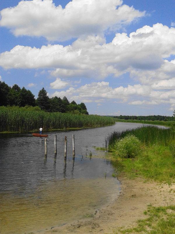 удобный поиск река удай на карте отделка