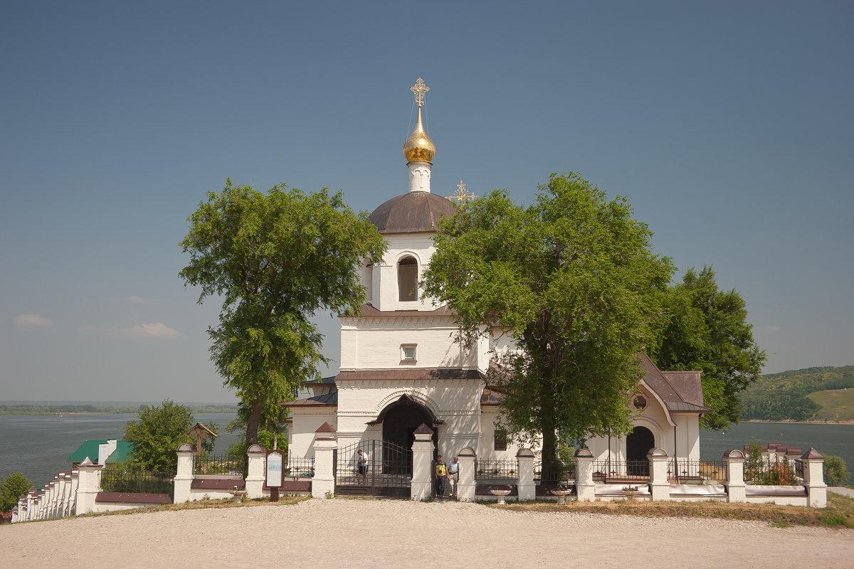 Церковь Константина и Елены 18 век - Евгений Анисимов