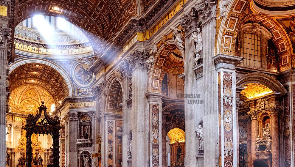 Собор Святого Петра в Риме - Вячеслав Лопатин