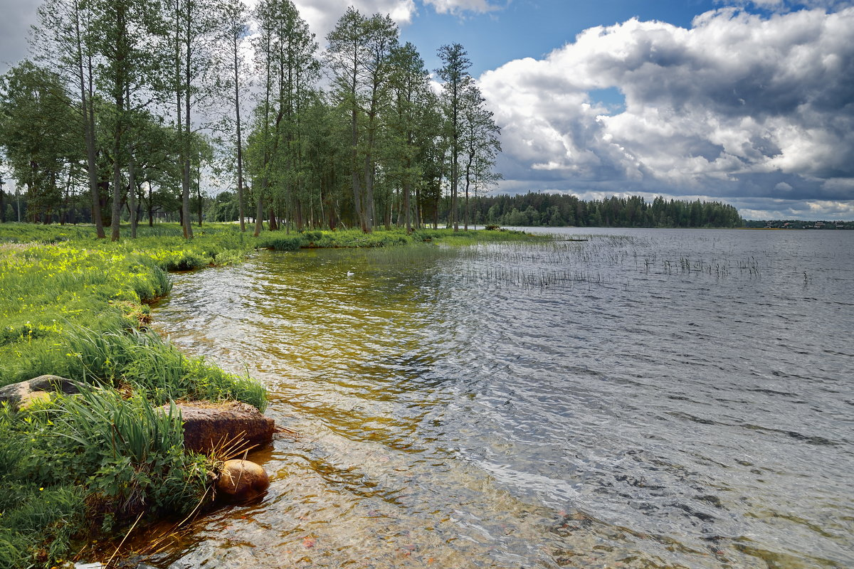 озеро валдай фото