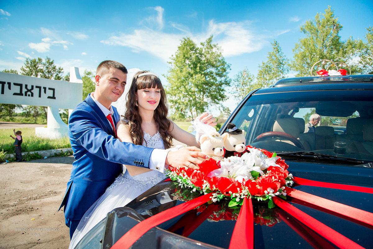 Ксения и Денис :: Виктор Якубенко - Социальная сеть ФотоКто