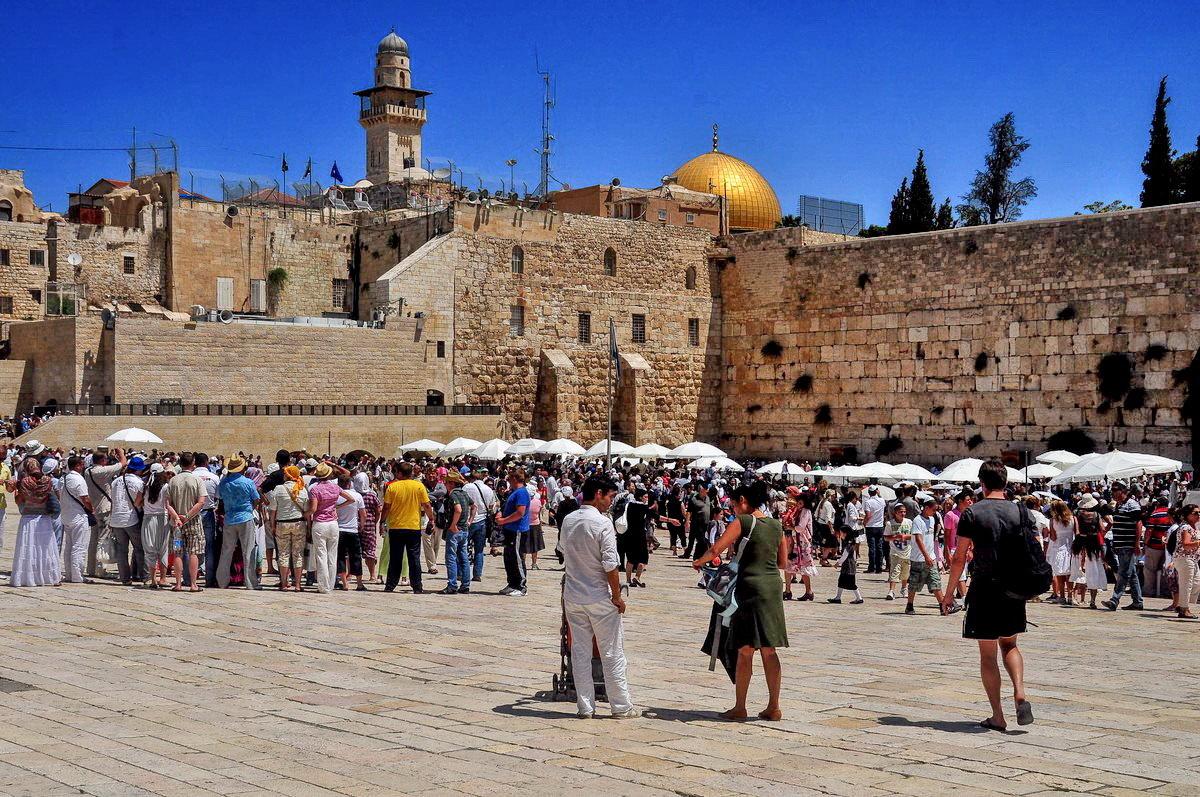 Иерусалим- Стена плача - igor G.