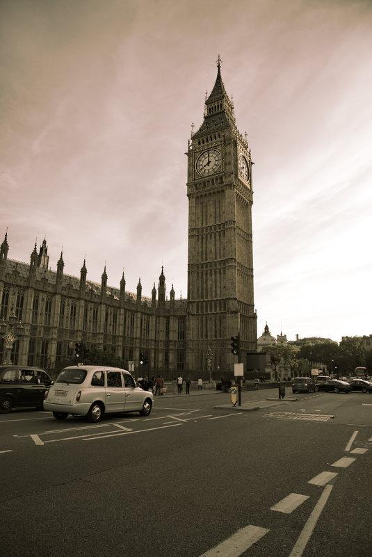 Big Ben, London | Лондон - Максим Тураев