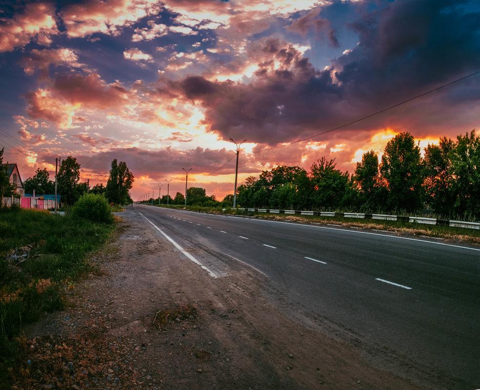 Мертвая дорога - Алина Гриб