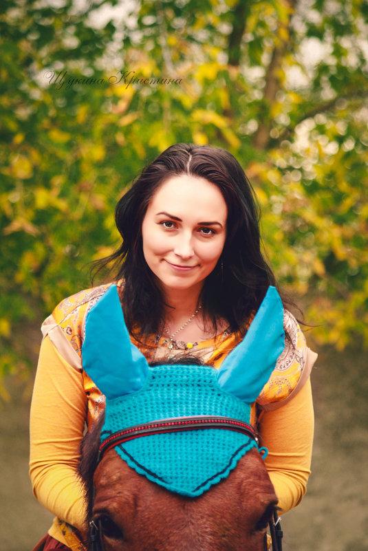 Анна - Кристина Щукина
