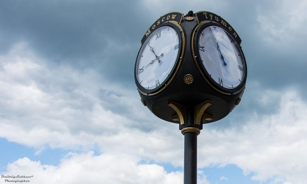 Время не вечно - Дмитрий Сахнов
