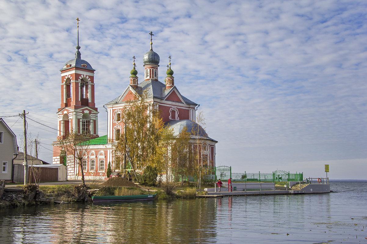 церковь сорока мучеников севастийских в рыбацкой слободе