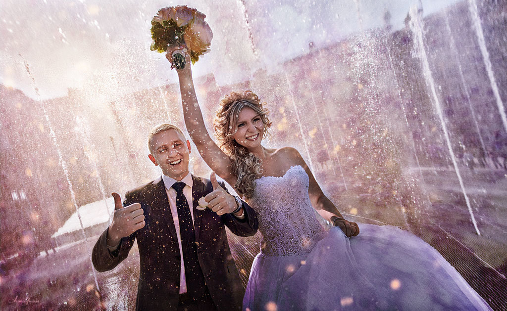 Жаркая свадьба - Андрей Агапов