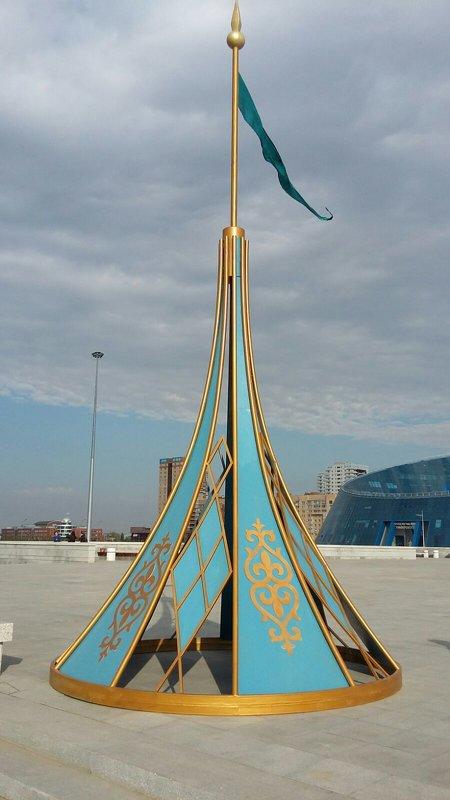 Астана - людмила дзюба