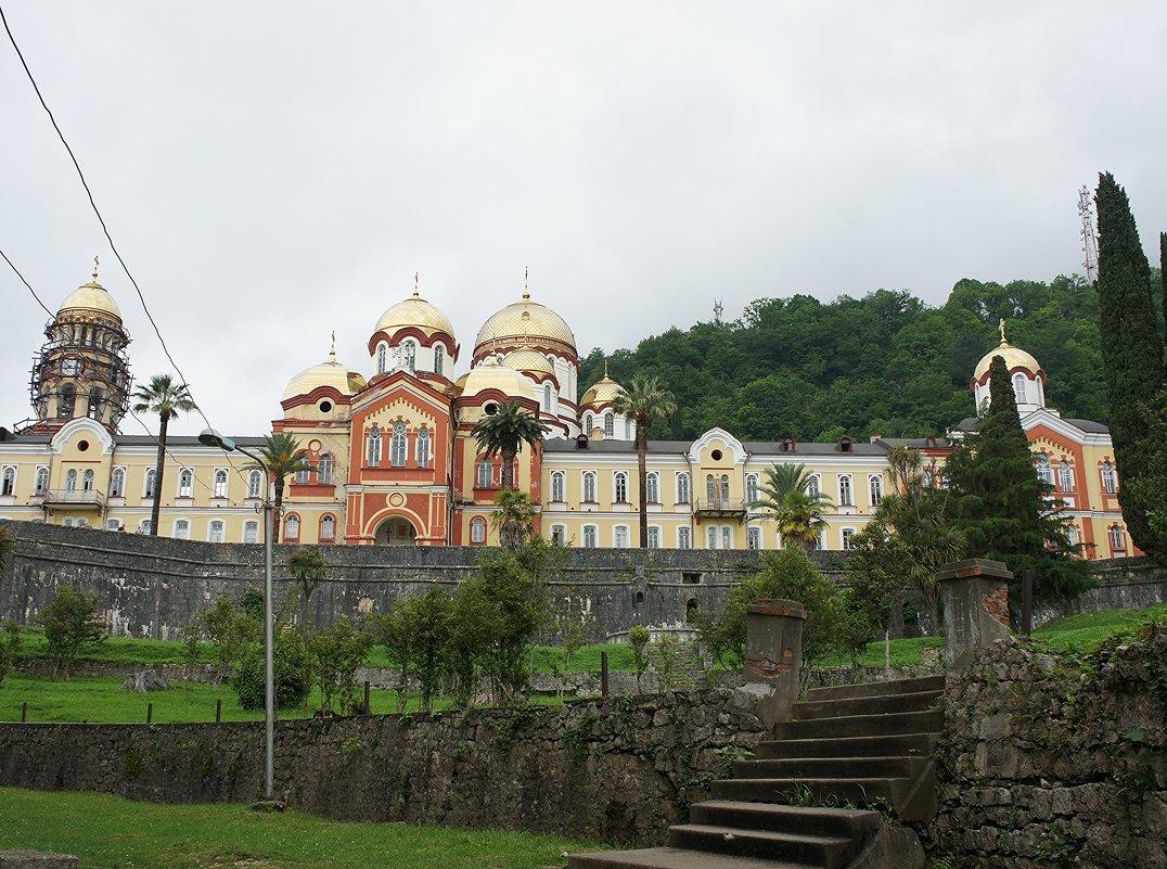 Ново-Афонский Симоно-Кананитский монастырь - Елена Павлова (Смолова)