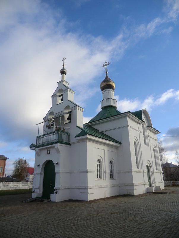 Никольская церковь в городе Западная Двина - Владимир Павлов