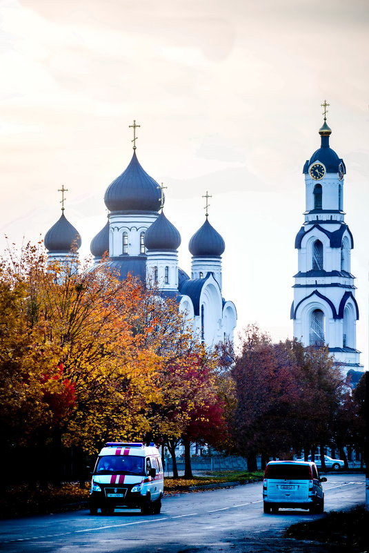 Свято-Фёдоровский  собор  Пинск - Марина R