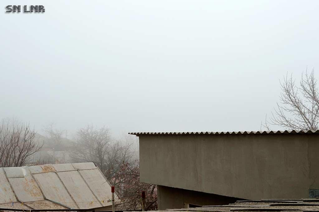 Луганск. Город в тумане - Наталья (ShadeNataly) Мельник