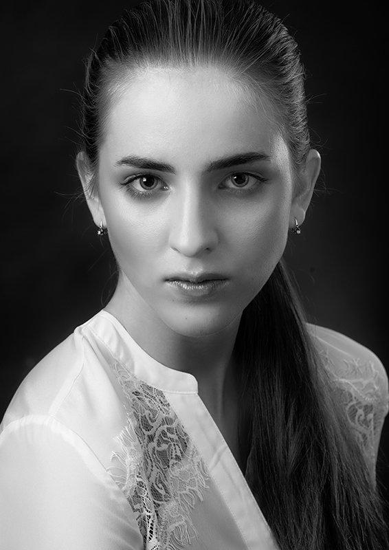Просто портрет - Анатолий Тимофеев