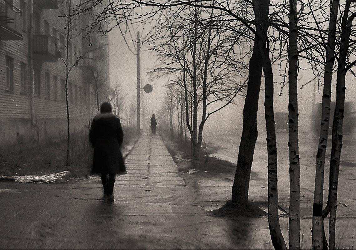 Холодное утро - Валентин Кузьмин
