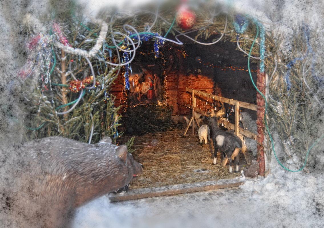 Светлого Рождества Друзья!!! - Алексей Михалев