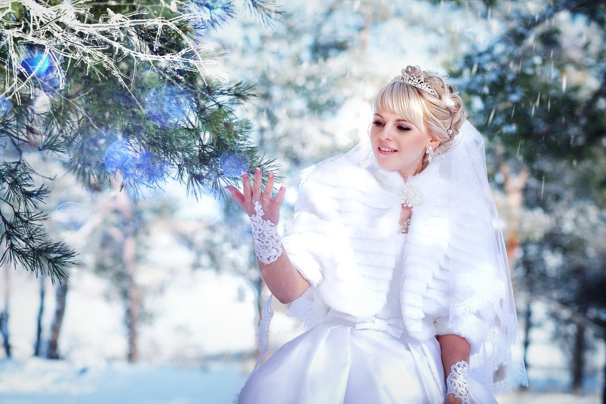 зима - Вера Жук