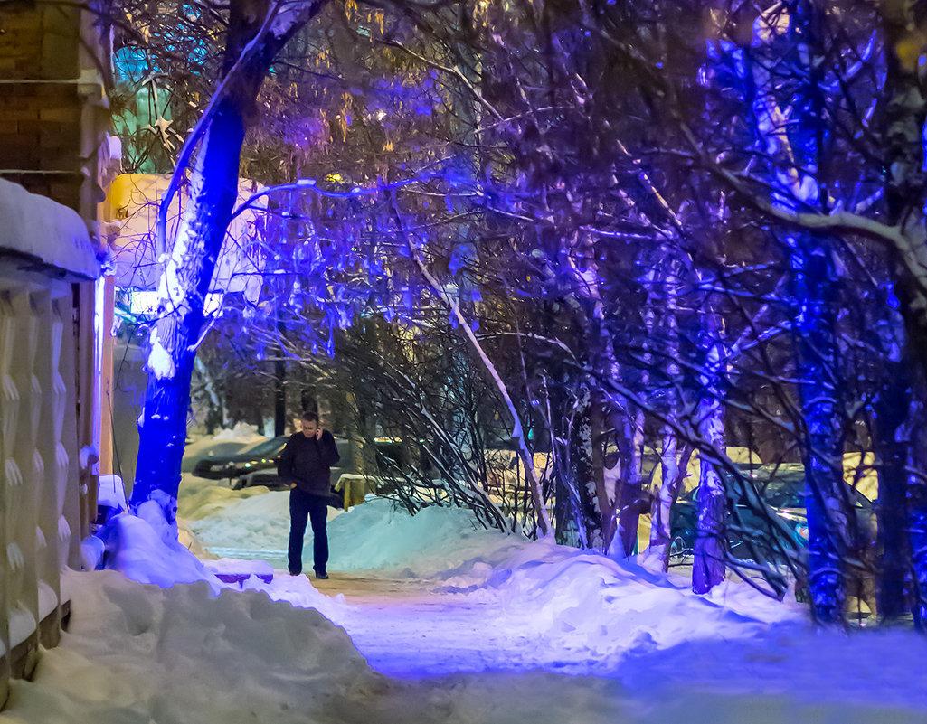 Зимняя Москва - Игорь Герман