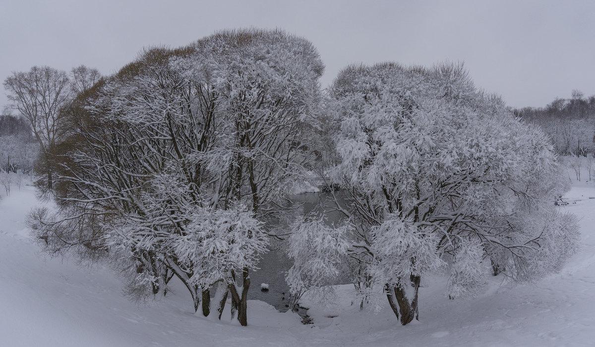 Обычный зимний день - juvent