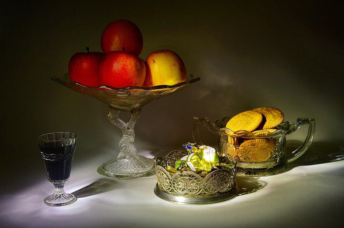 Старая посуда - Наталия Лыкова