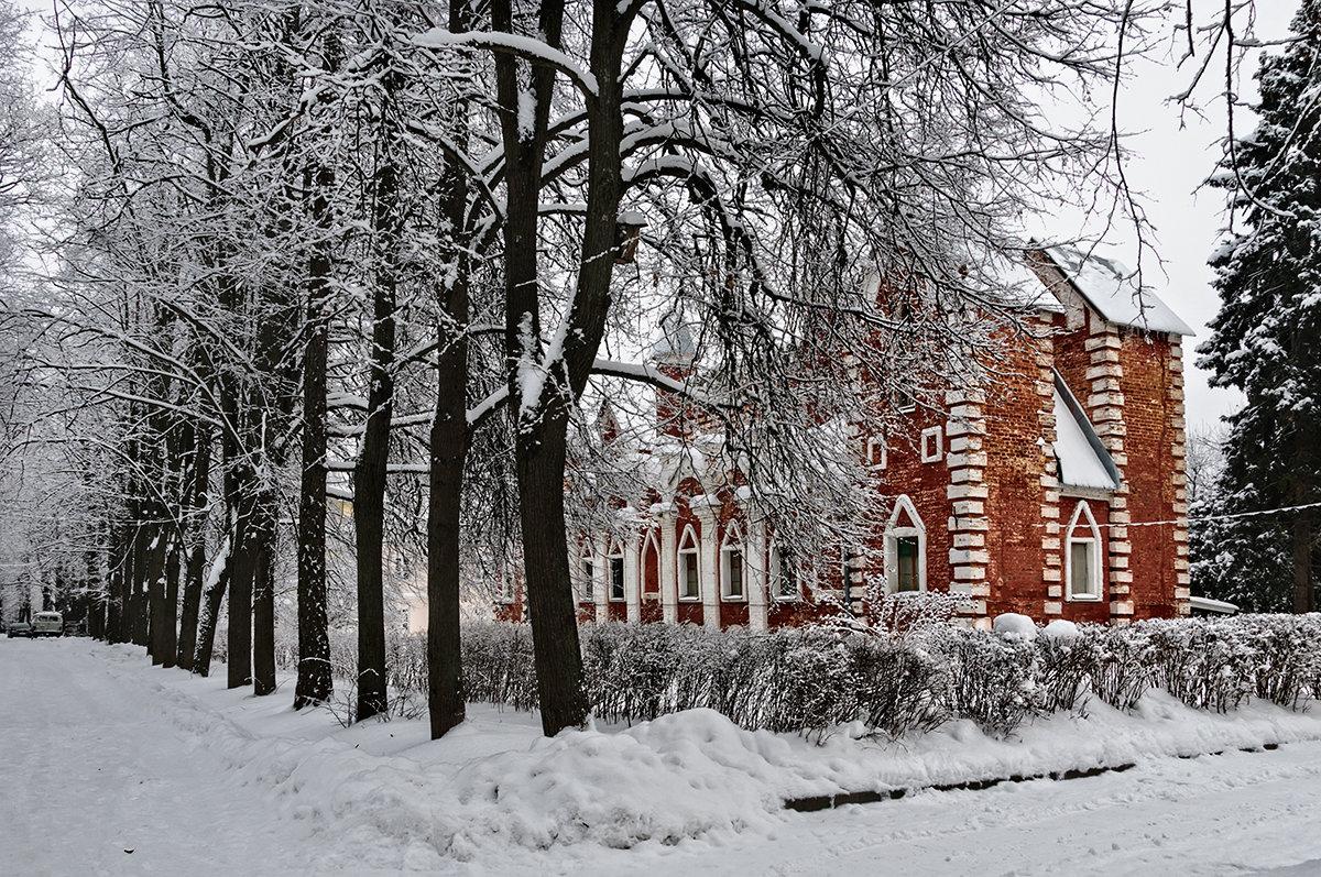 В старом парке - Galina