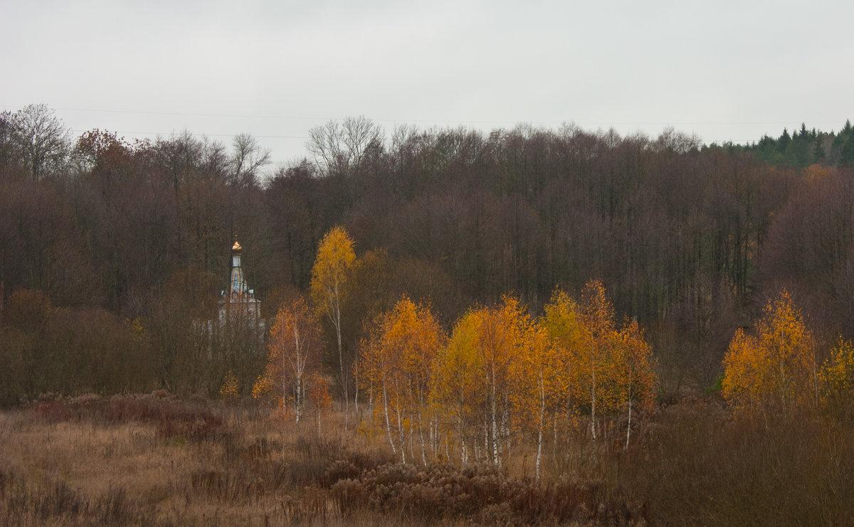 у церкви - Марина Симакова