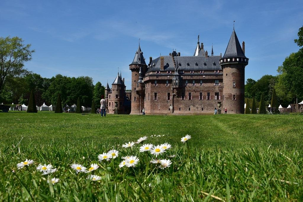 замок Де Хаар..Нидерланды - Vasil Klim