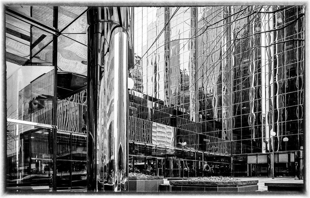 Черно-белые зеркала - MVMarina