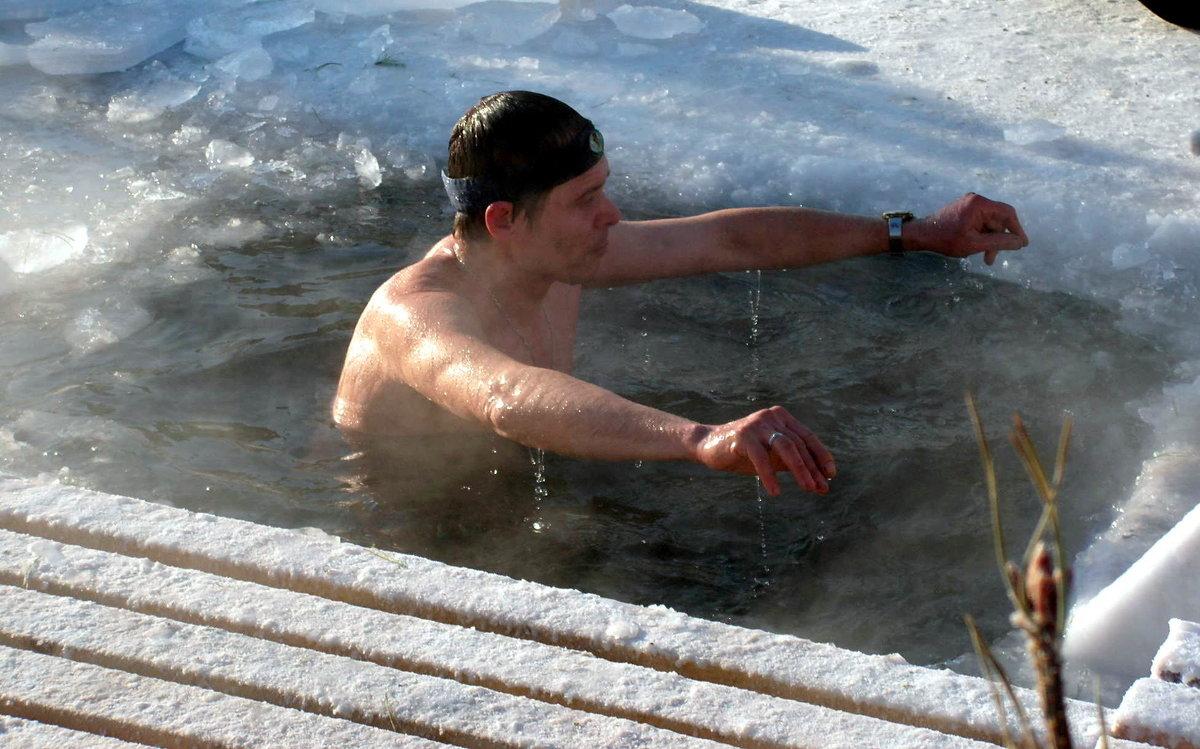 Медитация в ледяной купели - Андрей Заломленков