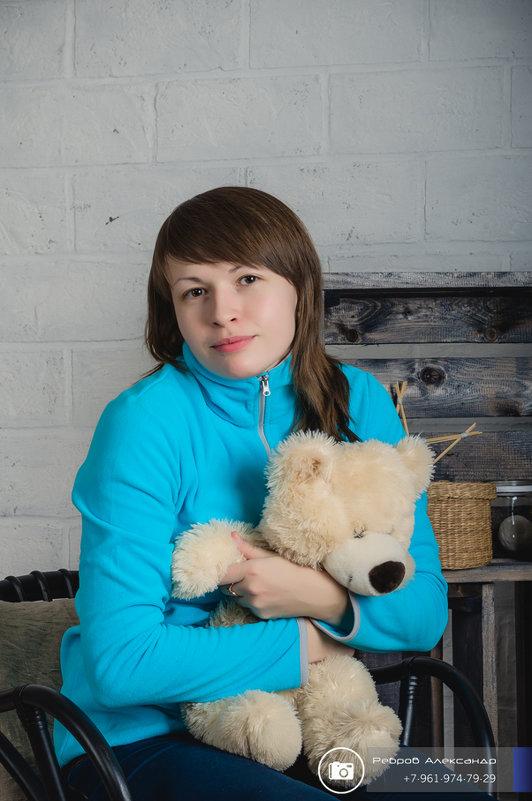 мИШКА мой плюшевый мишка - Александр Ребров