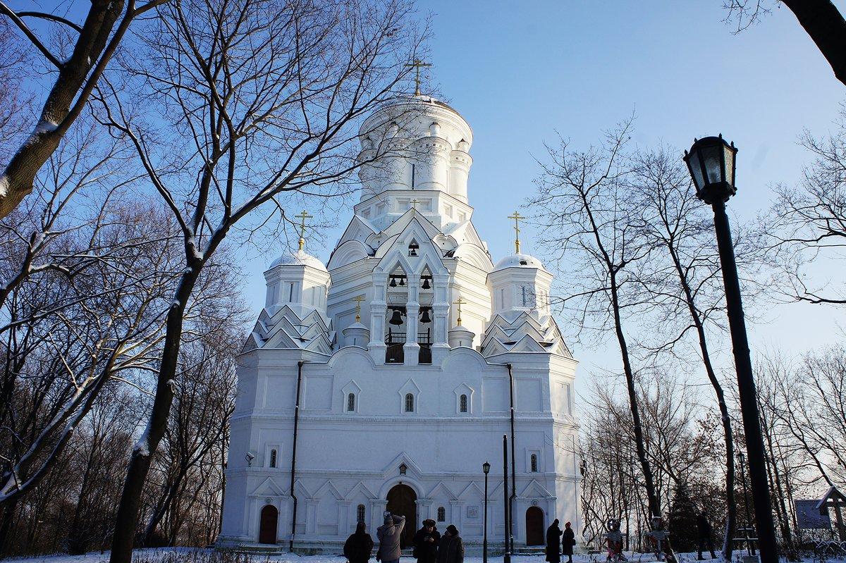 Церковь Усекновения главы Иоанна Предтечи в Дьякове - Елена Павлова (Смолова)